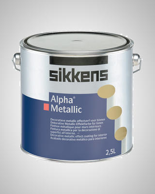 Sikkens Alpha Metallic 2,5 l