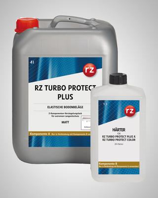 RZ TURBO PROTECT PLUS 5 L