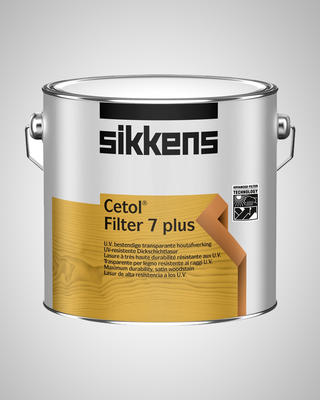 Sikkens Cetol Filter 7 Plus 2,5 l
