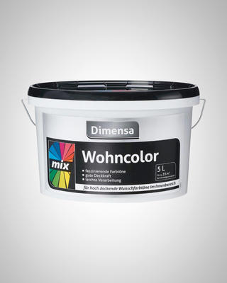 DIMENSA WOHNCOLOR MIX BASE 2  5 L