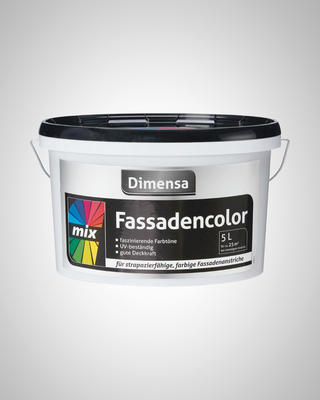 DIMENSA FASSADENCOLOR MIX BASE 2  5 L