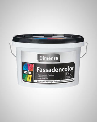 DIMENSA FASSADENCOLOR MIX BASE 2  2,5 L