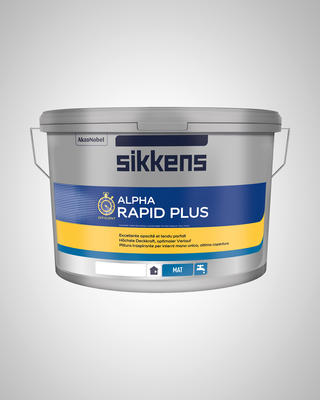 Sikkens Alpha Rapid Plus 12,5 l