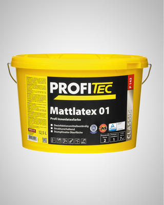 PROFITEC P143 MATTLATEX 01 5 L