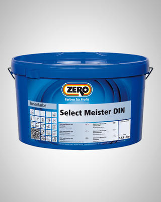 ZERO Select Meister DIN 12,5 l