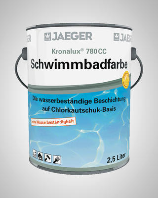 JAEGER Schwimmbadfarbe 780 CC