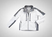 Excess CHAMP WHITE Active Pro Jacke Gr.S