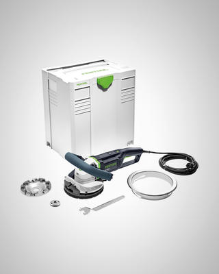 Festool Diamantschleifer RG 130 E Set DIA HD