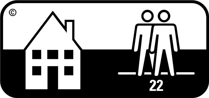 Leistungskriterien - Nutzungsklasse_Wohnbereich - 22 mittel