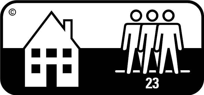 Leistungskriterien - Nutzungsklasse_Wohnbereich - 23 stark