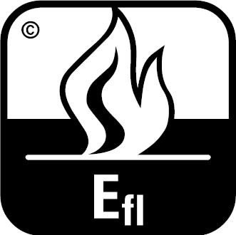 Sicherheitskriterien - Brandverhalten - Efl